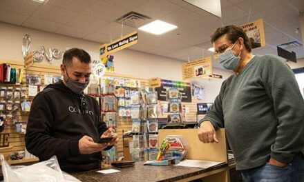 Shipping, printing business still hanging on in pandemic