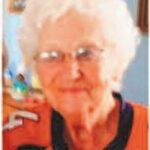 Obituary: Mary L. Saunier