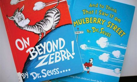 Status quo changes for Dr. Seuss books that didn't age well