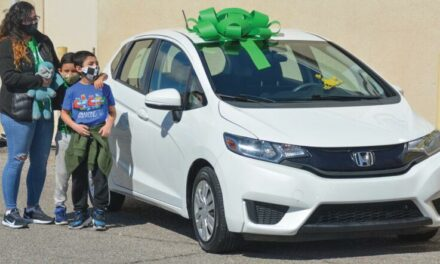 Repaired, donated vehicles help stabilize families' lives