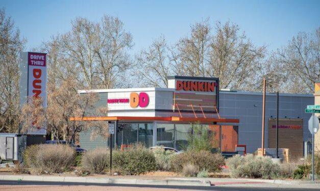 New Dunkin' doughnut shop opening soon