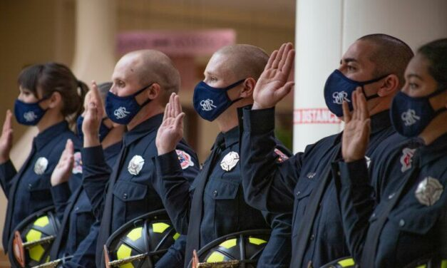 Sandoval County welcomes its newest heroes