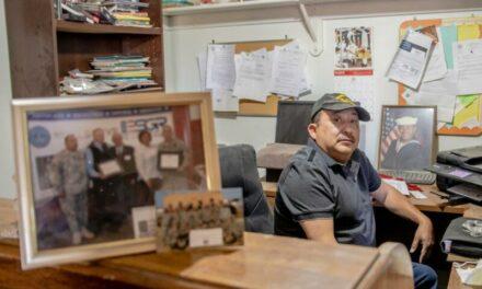 Nonprofit helps low-income seniors, vets repair homes