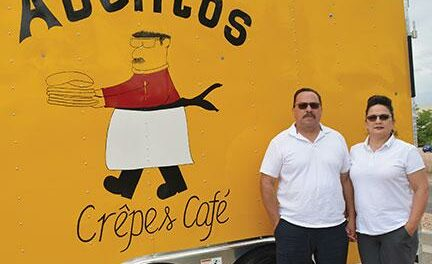 Love for family interwoven through food-truck business