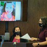 Trial begins in 2018 rape, strangling of 6-year-old girl