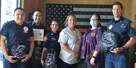 Kits help 1st responders serve people with autism