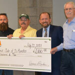 City rehires water, sewer utility operator; teams get cash prizes for most litter removed