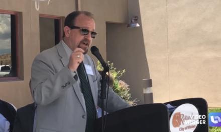 Rio Rancho Mayor Gregg Hull talks economic impact of Nature's Toolbox, Inc.