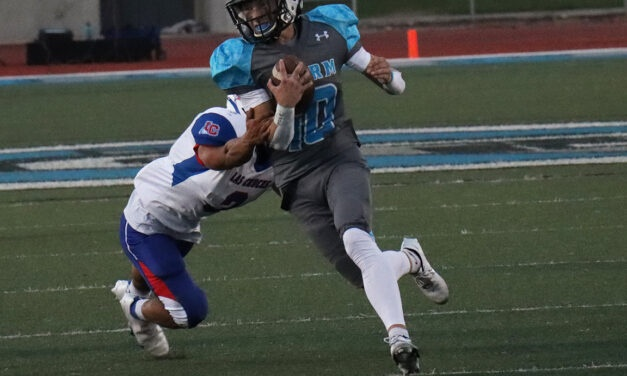 PHOTOS: Cleveland defeats Las Cruces 42-7, improving to 4-0 this season