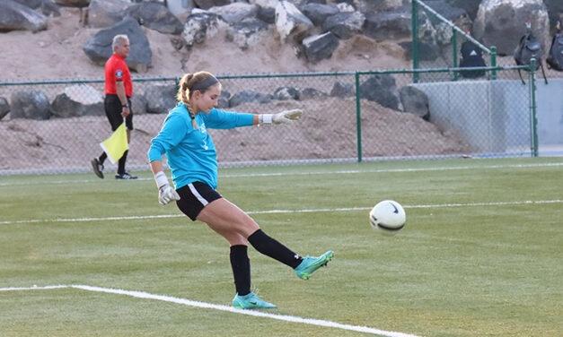 PHOTOS: La Cueva tops Cleveland 2-1 in girls soccer