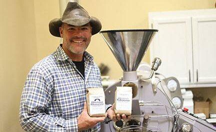Cowboy, coffee & Sandias lead to international business