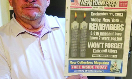 After 2 decades, 9/11 memories remain