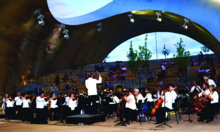 Live classical music will take place at Campus Park