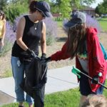 Volunteer group forms to help clean up litter around Rio Rancho