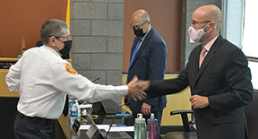 City workers get pandemic hazard pay, shot incentives