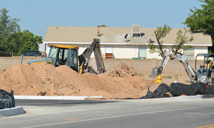 New subdivision fills in lots on Sundt