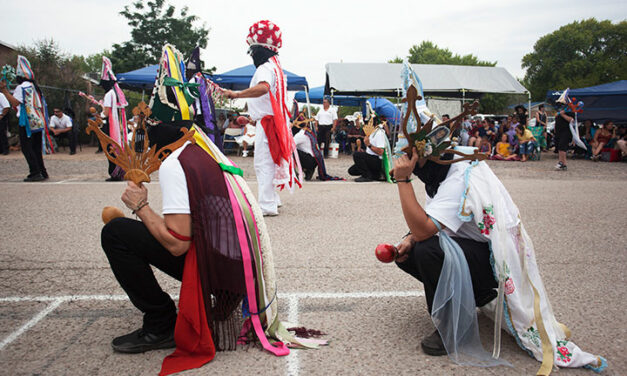 A long-standing tradition in the Town of Bernalillo continues