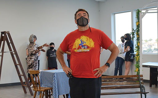 Community theater comes to 'Our Town'