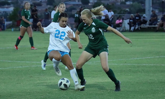 PHOTOS: Rio Rancho edges Cleveland 1-0 in double overtime to open District 1-5A soccer