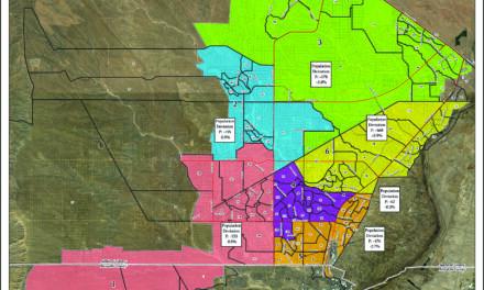 City must pick new districts, seeks input